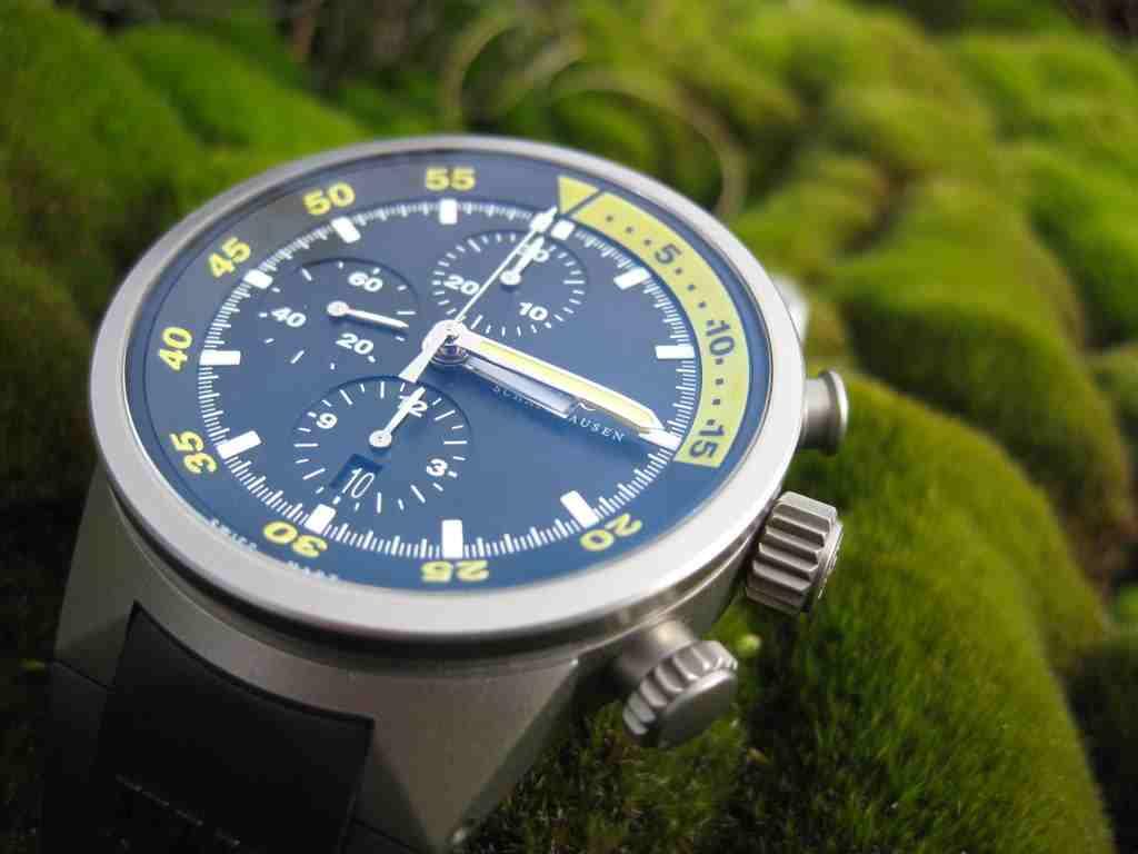 IWC GST Aquatimer Split Minute – ersteEindrücke
