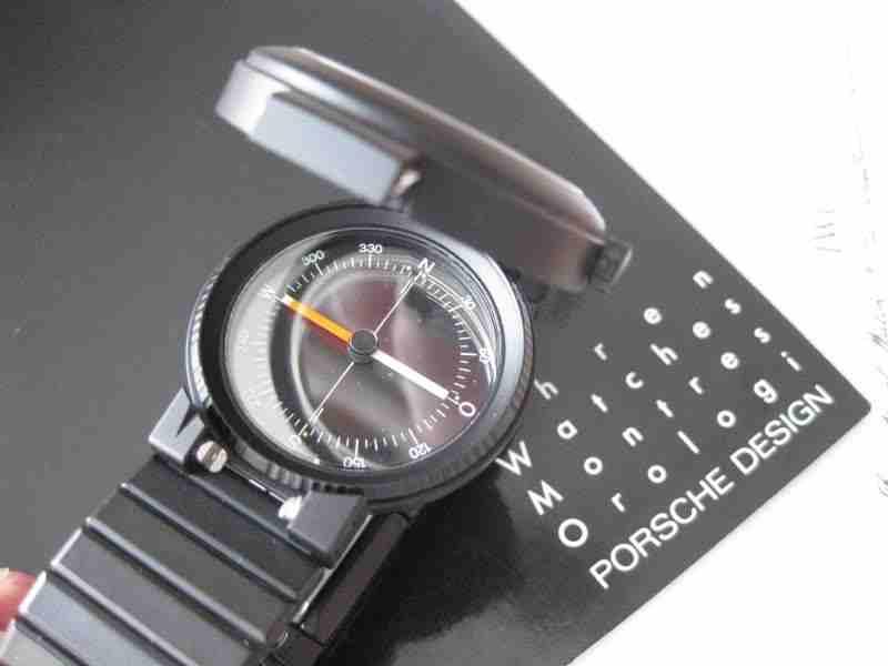 Die IWC Porsche Design Kompassuhren – einReview