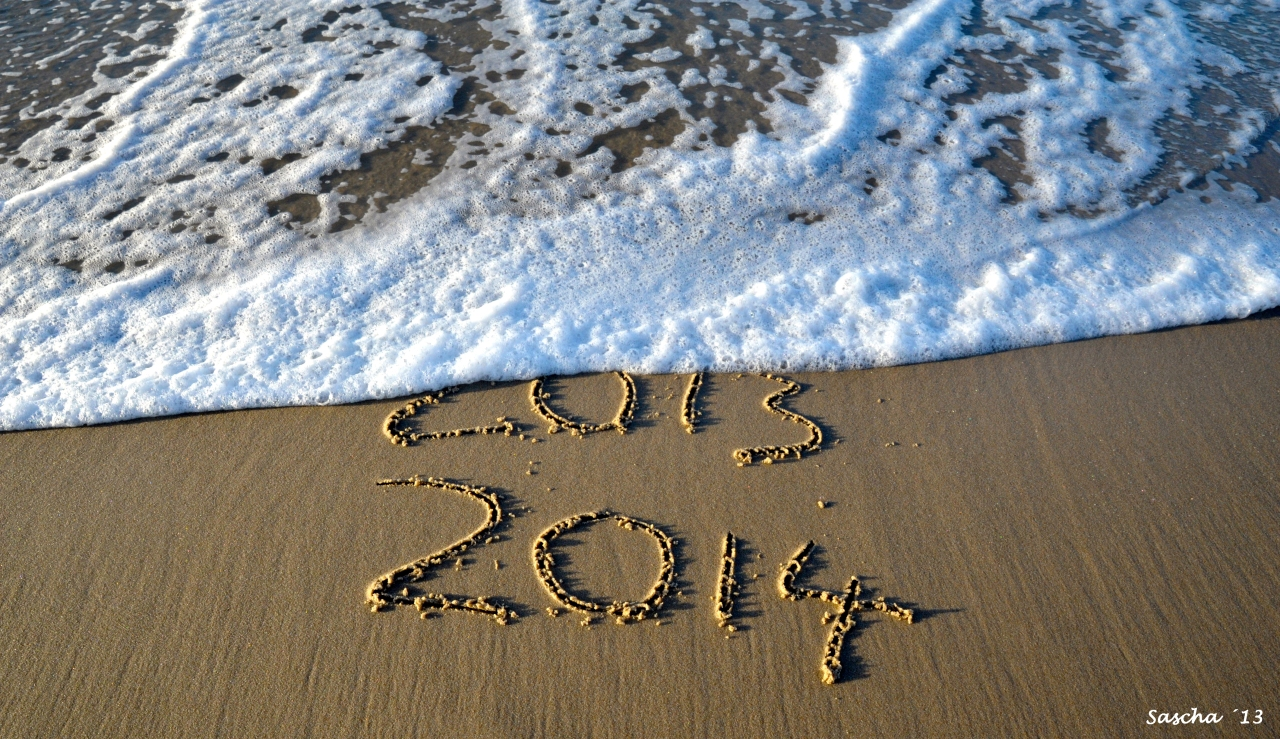 Einen guten Rutsch in das neue Jahr2014!