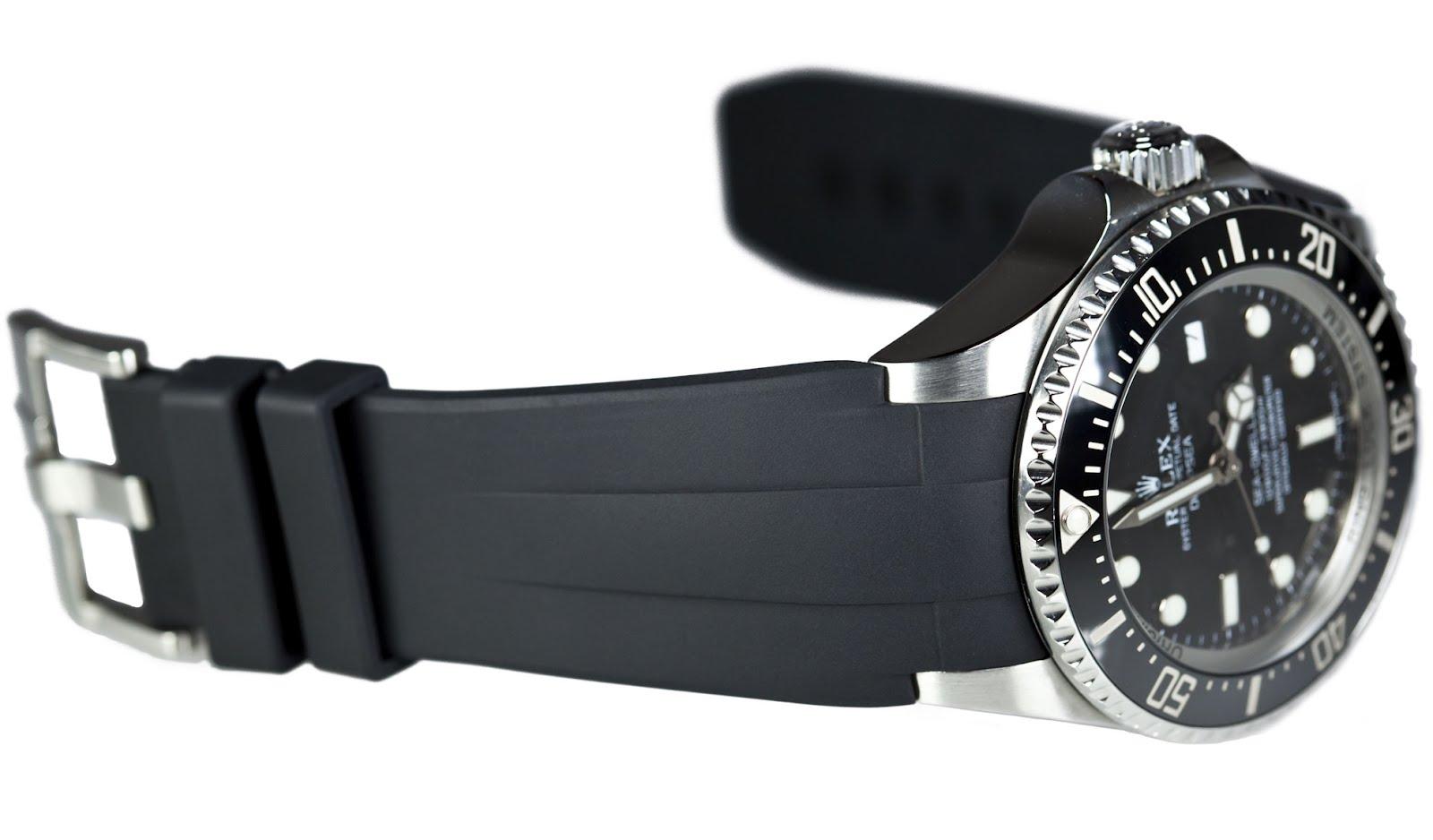 Rolex Submariner Kautschukband