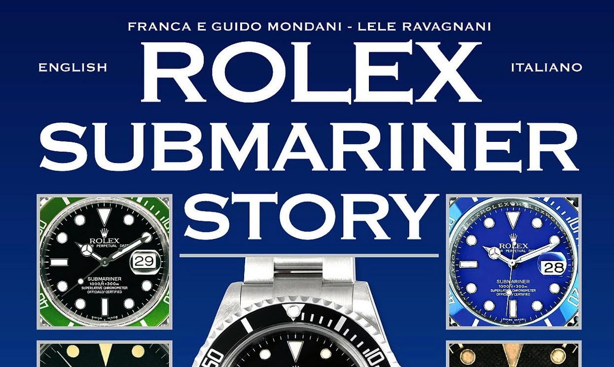 Rolex Submariner Story vonMondani