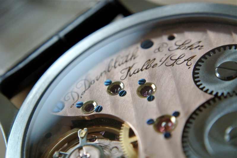 D. Dornblüth & Sohn – Feine Uhrmacherkunst ausDeutschland