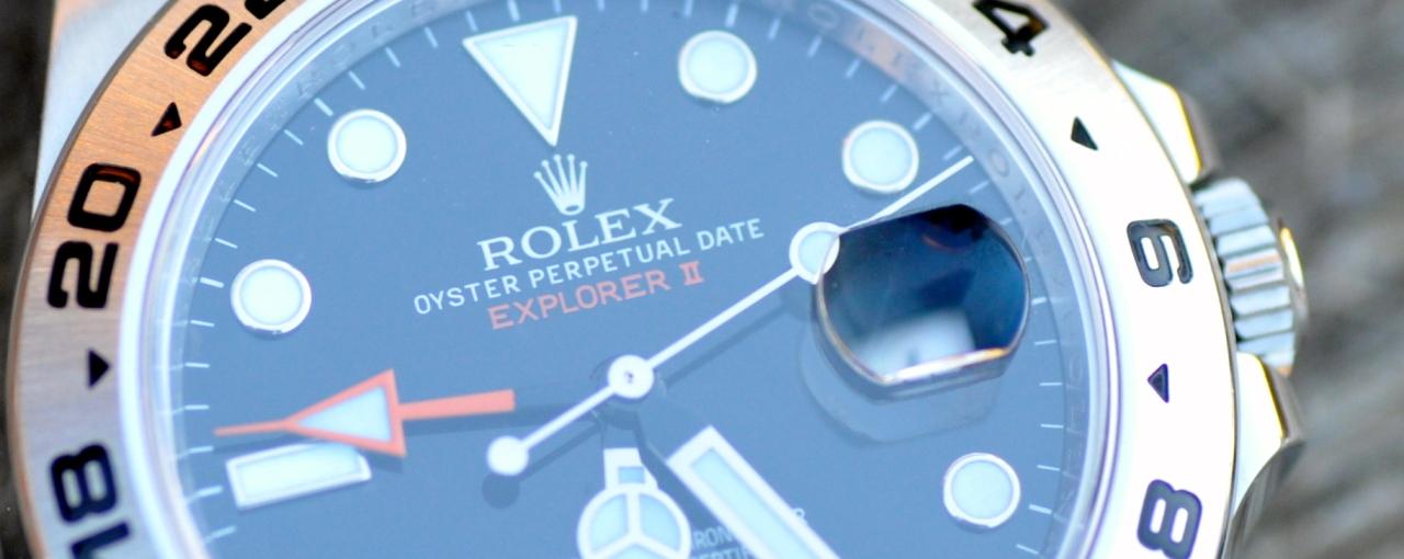 Die Rolex Explorer II – Nicht nur fürVielflieger