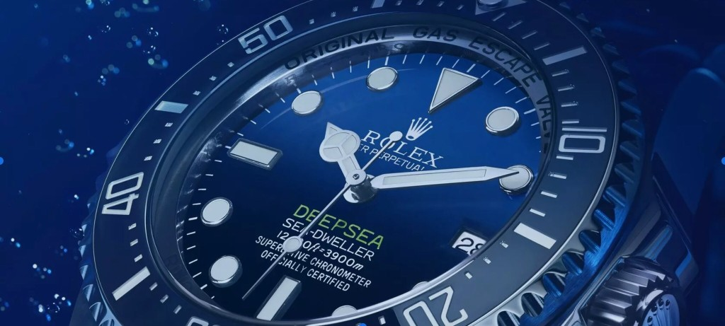 Die neue Rolex Deep Sea DeepBlue