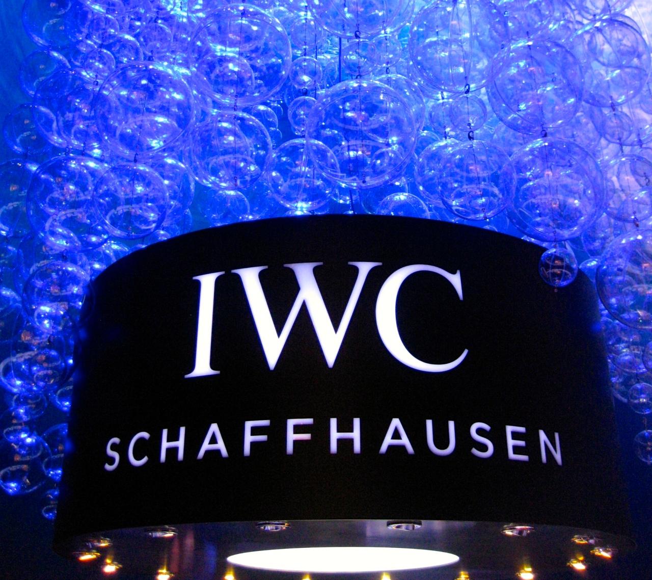 IWC auf dem SIHH2014