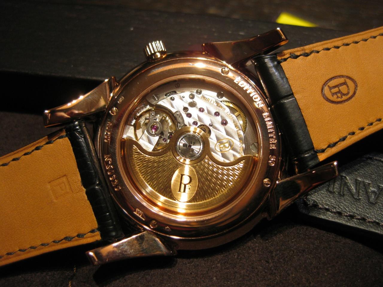 Die Uhrwerke vonParmigiani