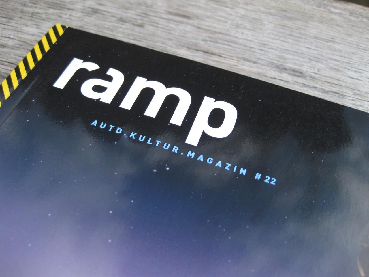 RAMP – Auto. Kultur.Magazin