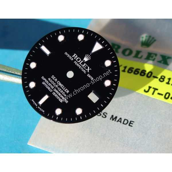 nos-rolex-16660-16600-black-glossy-dial-for-sea-dweller-watch-with-3035-3135-movement-luminova-version