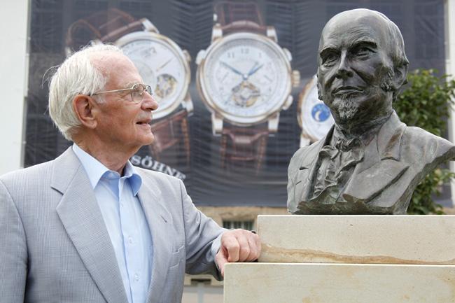 Walter Lange zum 90.Geburtstag