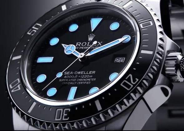 Die neue Rolex SeaDweller