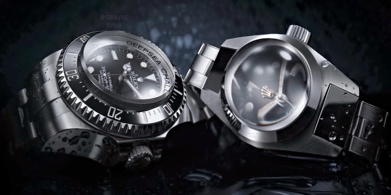 Rolex Deep Sea Special & DeepseaChallenge