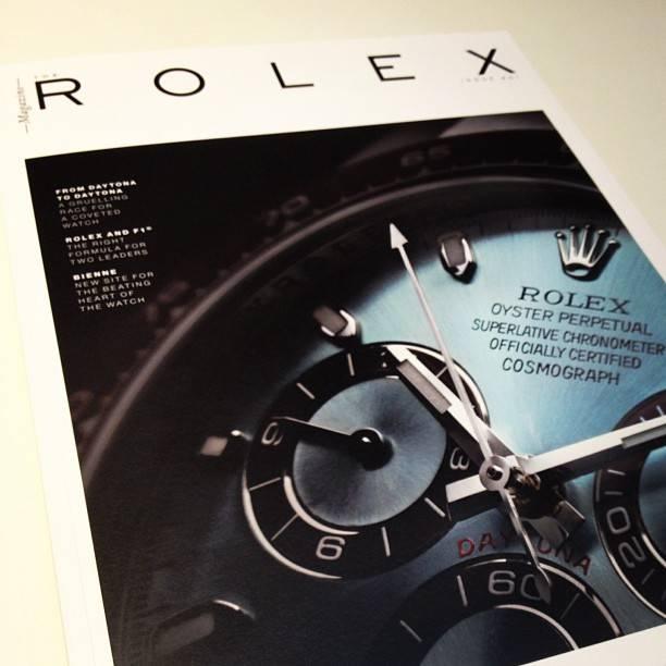 Rolex-Magazine