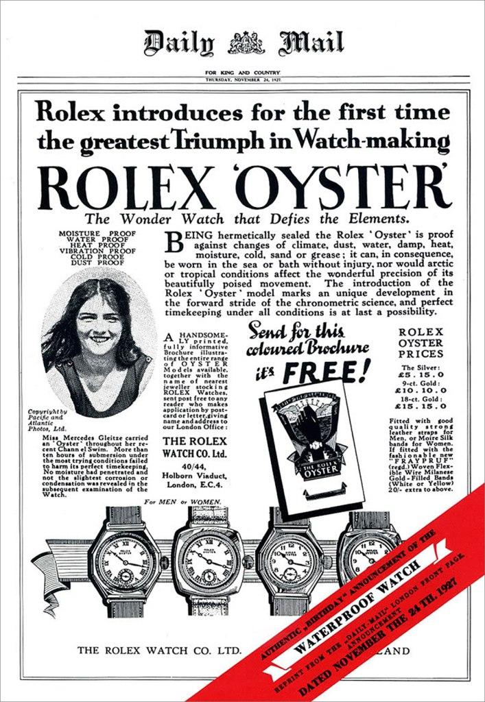 Rolex-Oyster-Advertorial