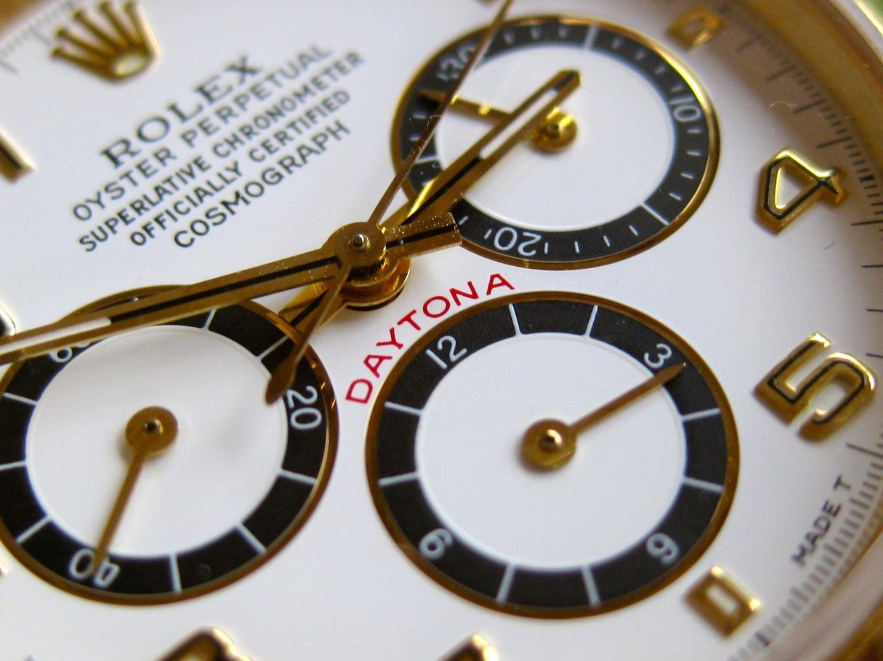 Altgold von Rolex