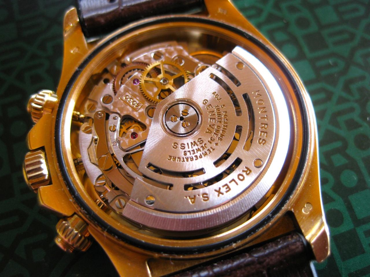 Das Rolex Kaliber 4030 – tiefereEinblicke