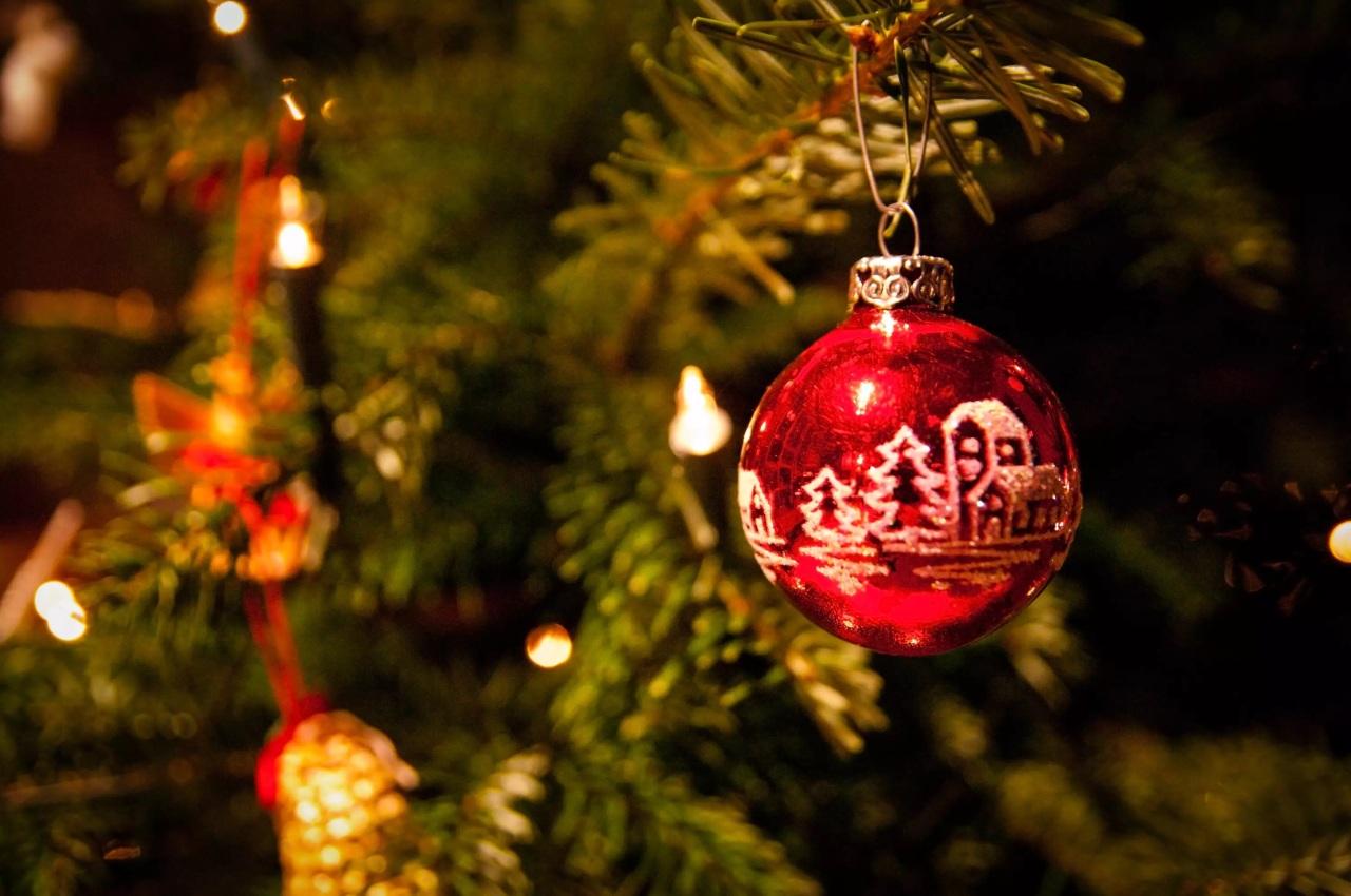 Ein frohes und besinnlichesWeihnachtsfest!