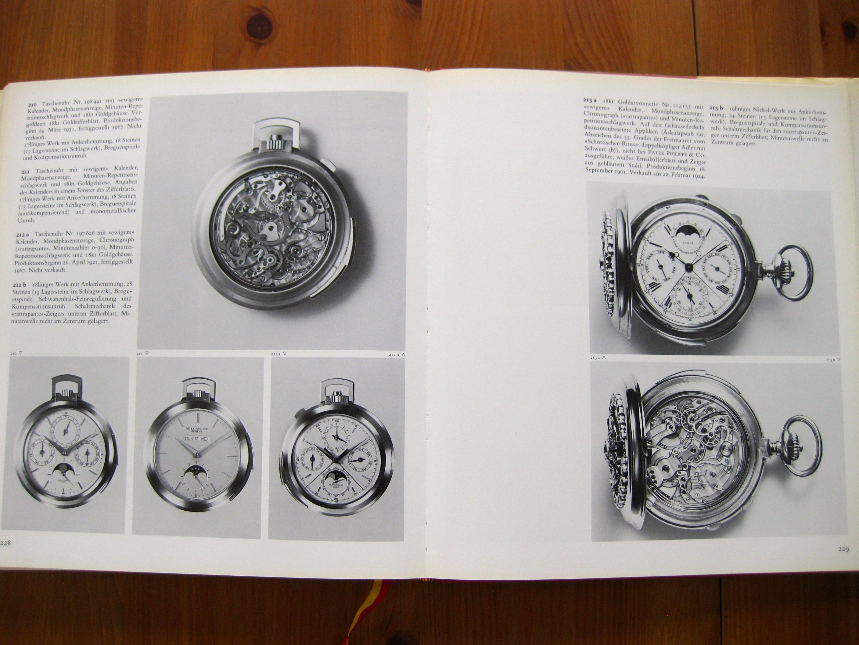 Patek Philippe komplizierteste Taschenuhr
