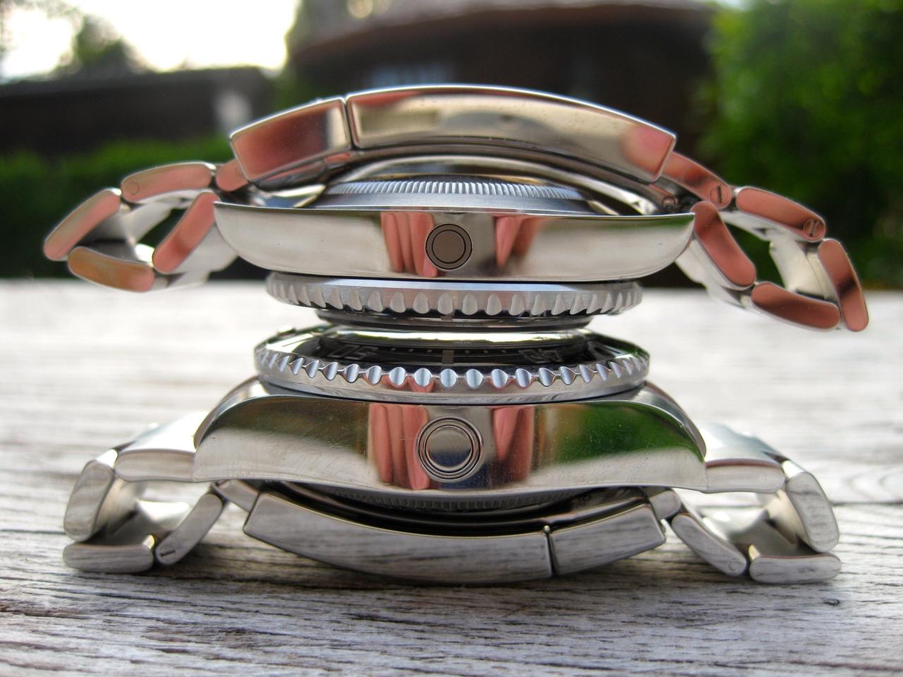 Doppelpack von Rolex