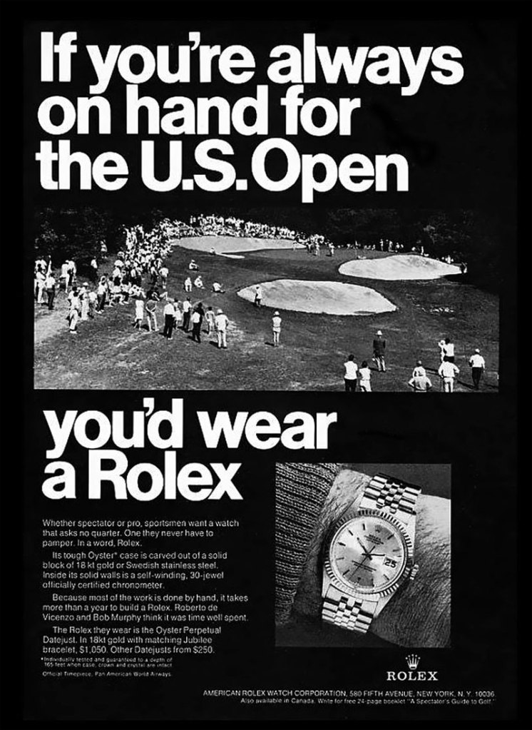1969-Rolex-Golf US Open[1]