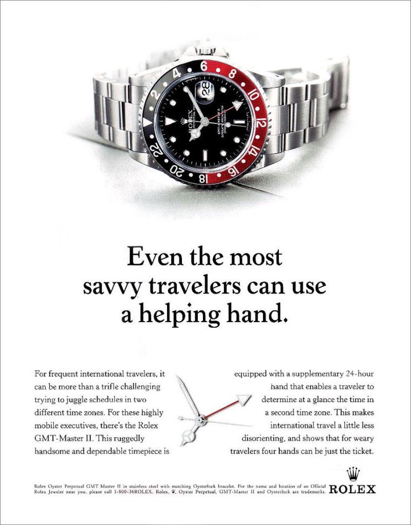 Rolex Advertising – Teil2