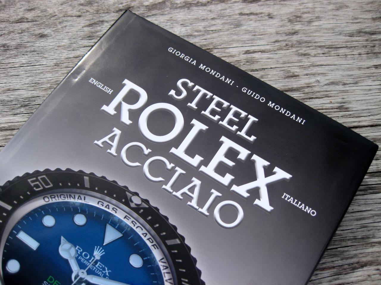 Mondani –  Steel RolexAcciaio