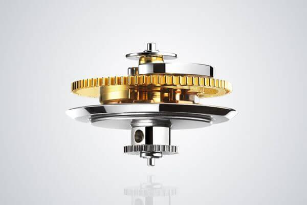Rolex Daytona – verticalcoupling