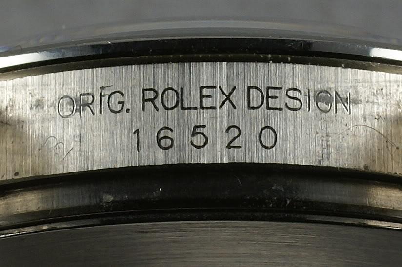 Die verschiedenen Gesichter der Rolex Daytona Ref.16520