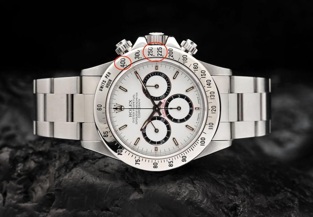 Rolex 16520 L-Ser 1