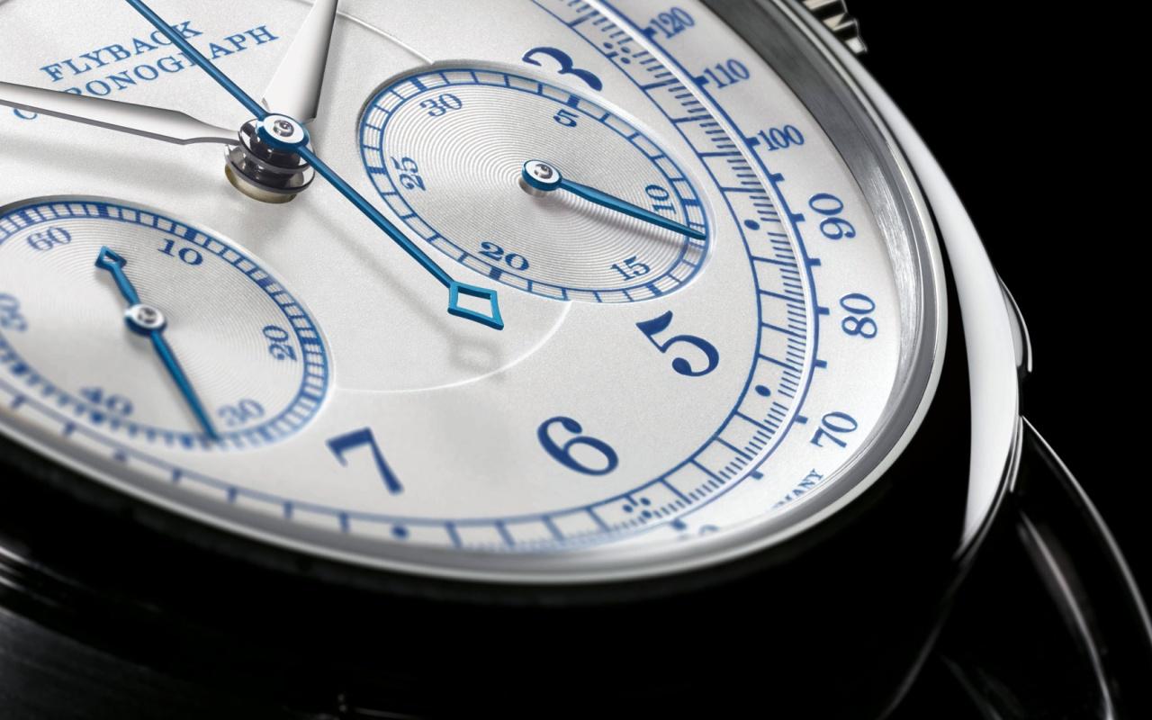 A. Lange & Söhne – 1815 Chronograph BoutiqueEdition