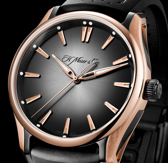 H. Moser & Cie. – Pioneer Centre Seconds