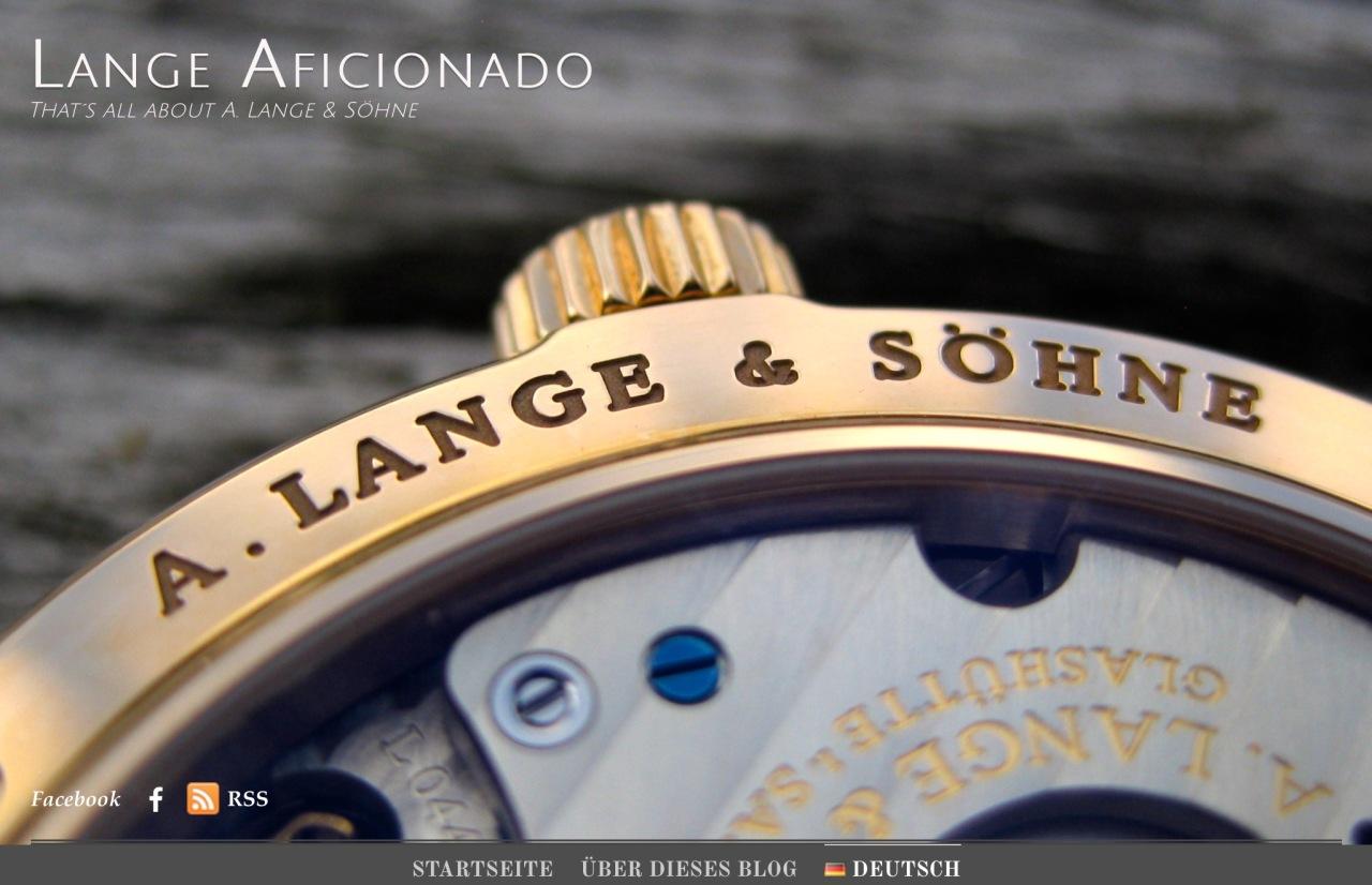 Lange Aficionado V2.0
