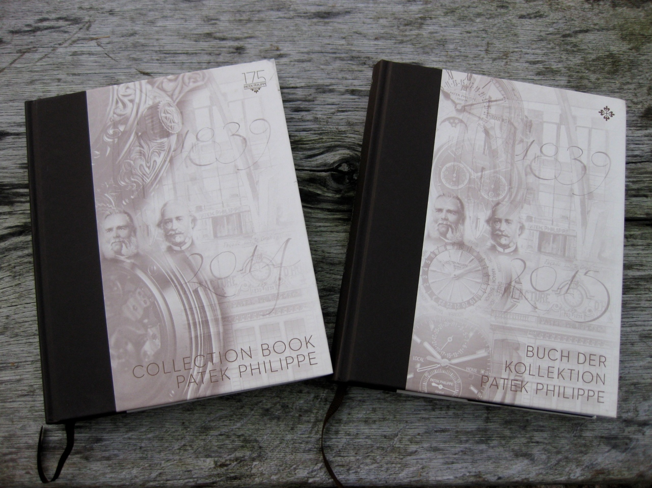 Patek Philippe – Buch der Kollektion Volume I &II
