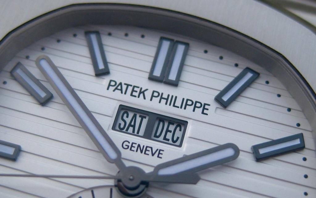Patek Philippe – der NautilusJahreskalender