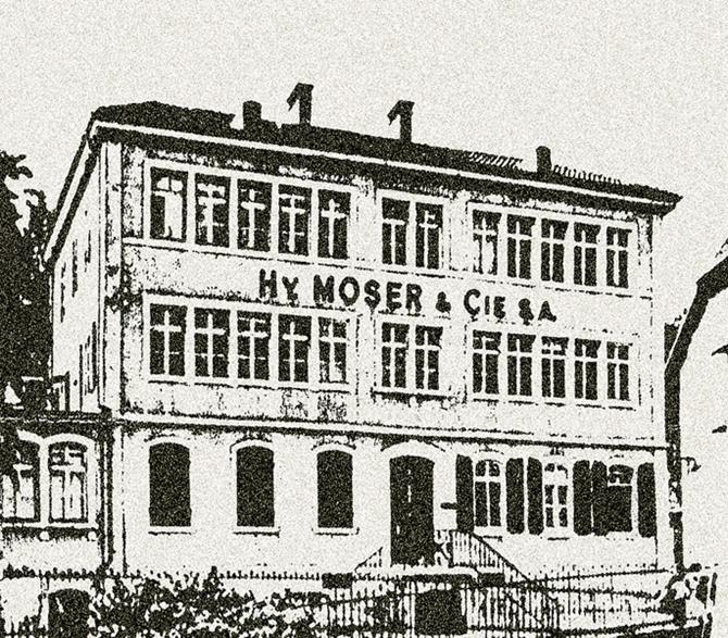 H. Moser & Cie. – dieHerkunft