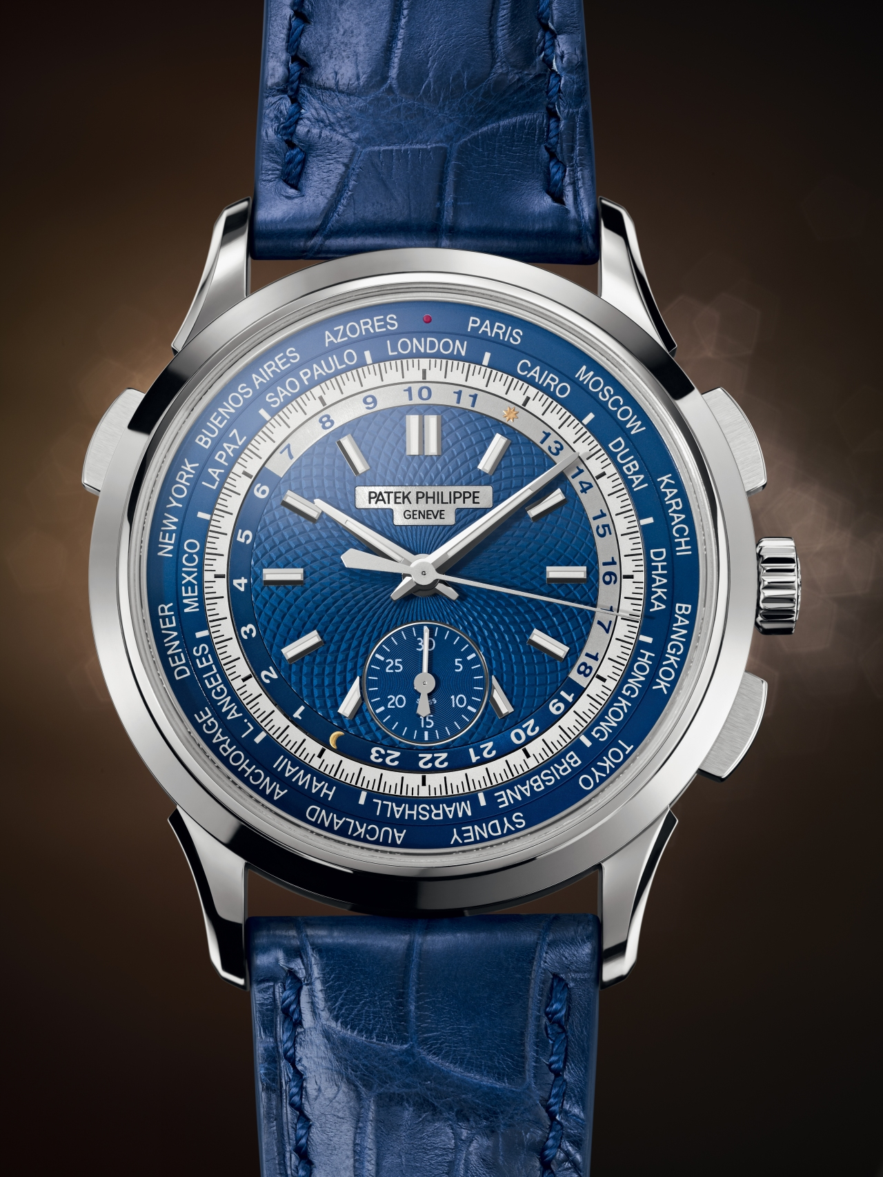 Der World Time Chronograph – Ref.5930