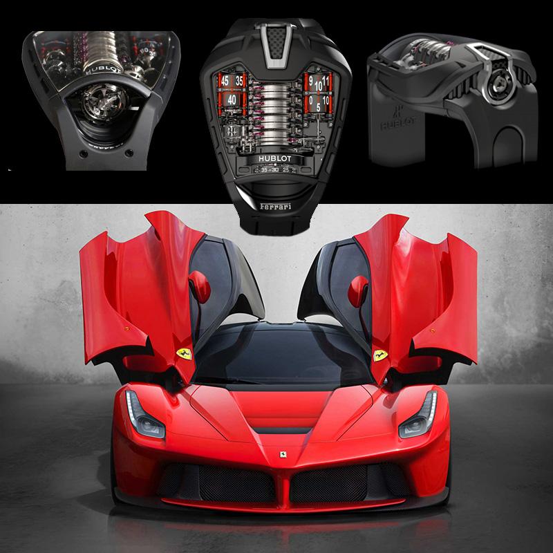 Hublot La Ferrari front car 3 watch images IIHIH[1]
