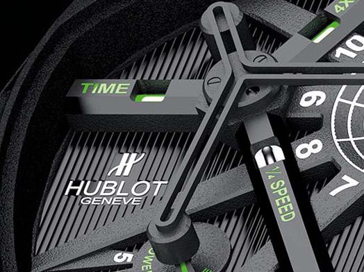 Hublot – Key OfTime