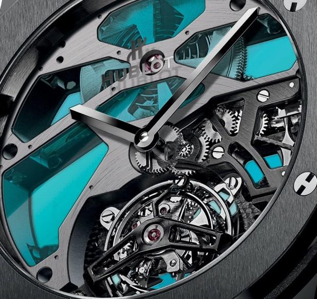 Hublot-Blue-Stained-Glass-Tourbillon-Watch-620x585[1]