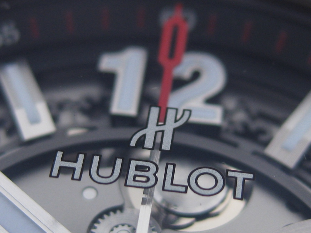 Hublot – into thedetails