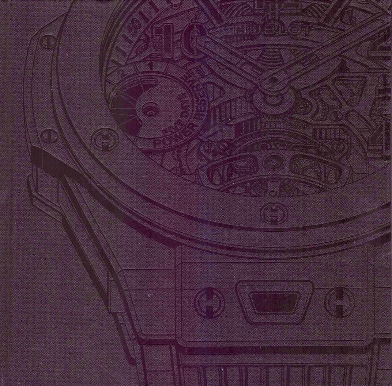 Der Hublot Katalog2015