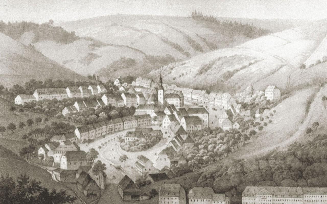 Lange-1845-Glashuette-Zeichnung