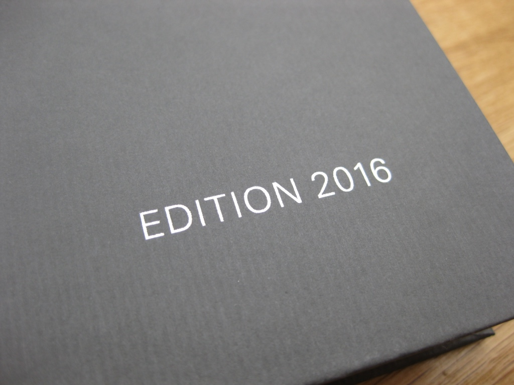 A. Lange & Söhne – Edition2016