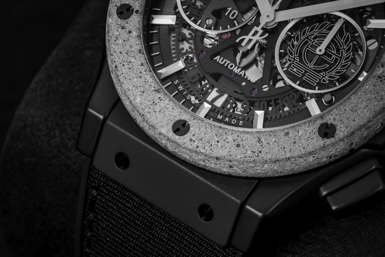 Hublot Special Edition Concrete Jungle
