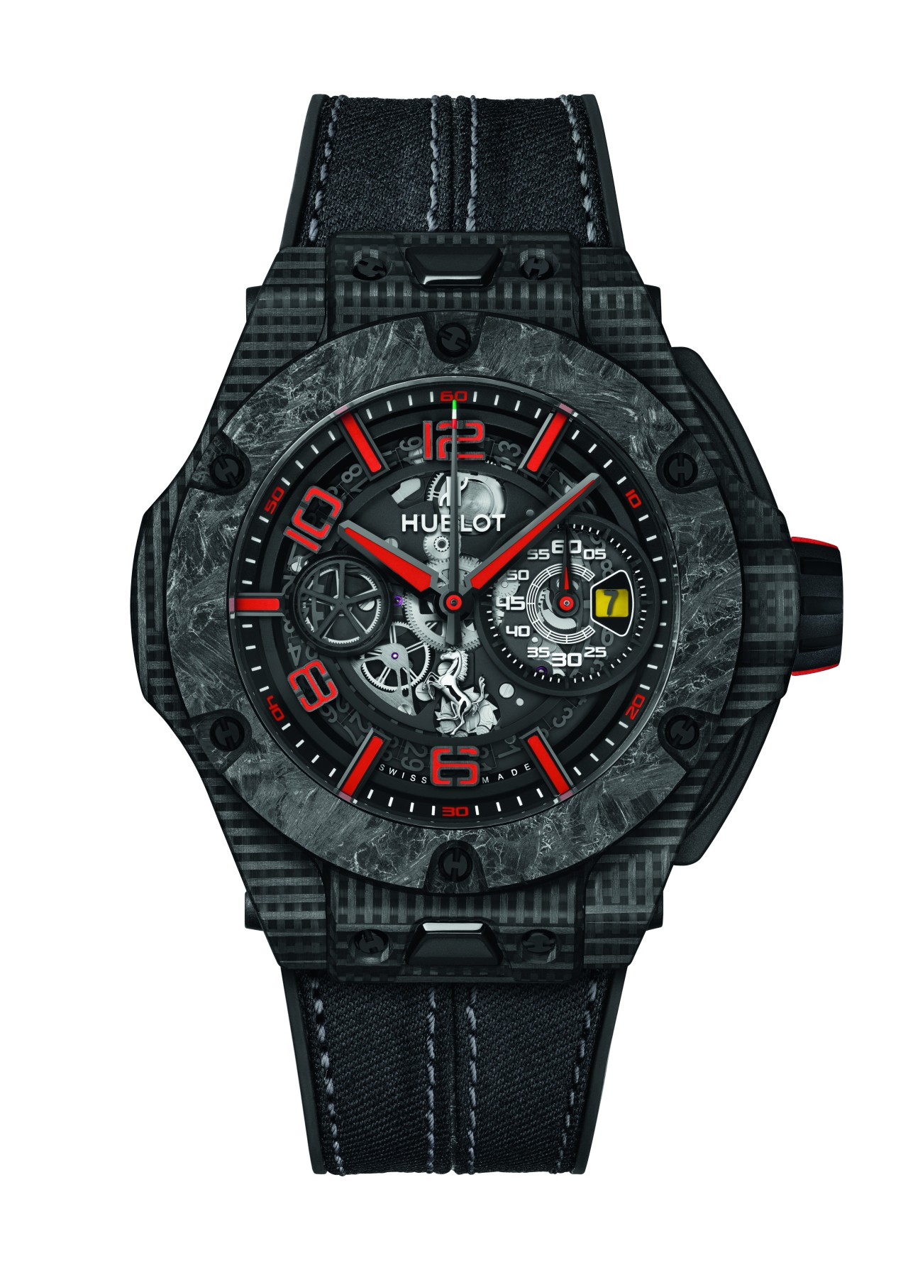 Big Bang Ferrari 90ans  Carbon