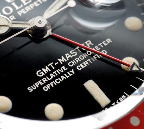 Die Rolex GMT-Master Ref. 1675 – into thedetails