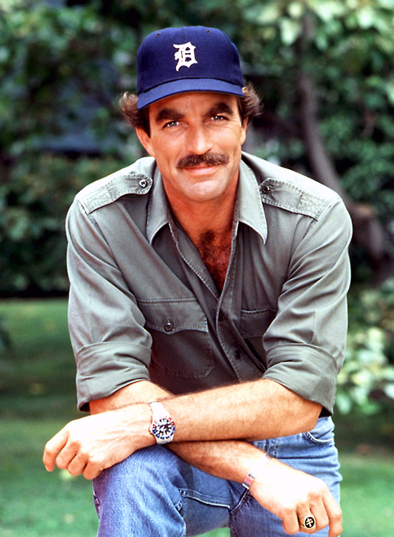 tom-selleck-as-magnum-pi-rolex-gmt-master1