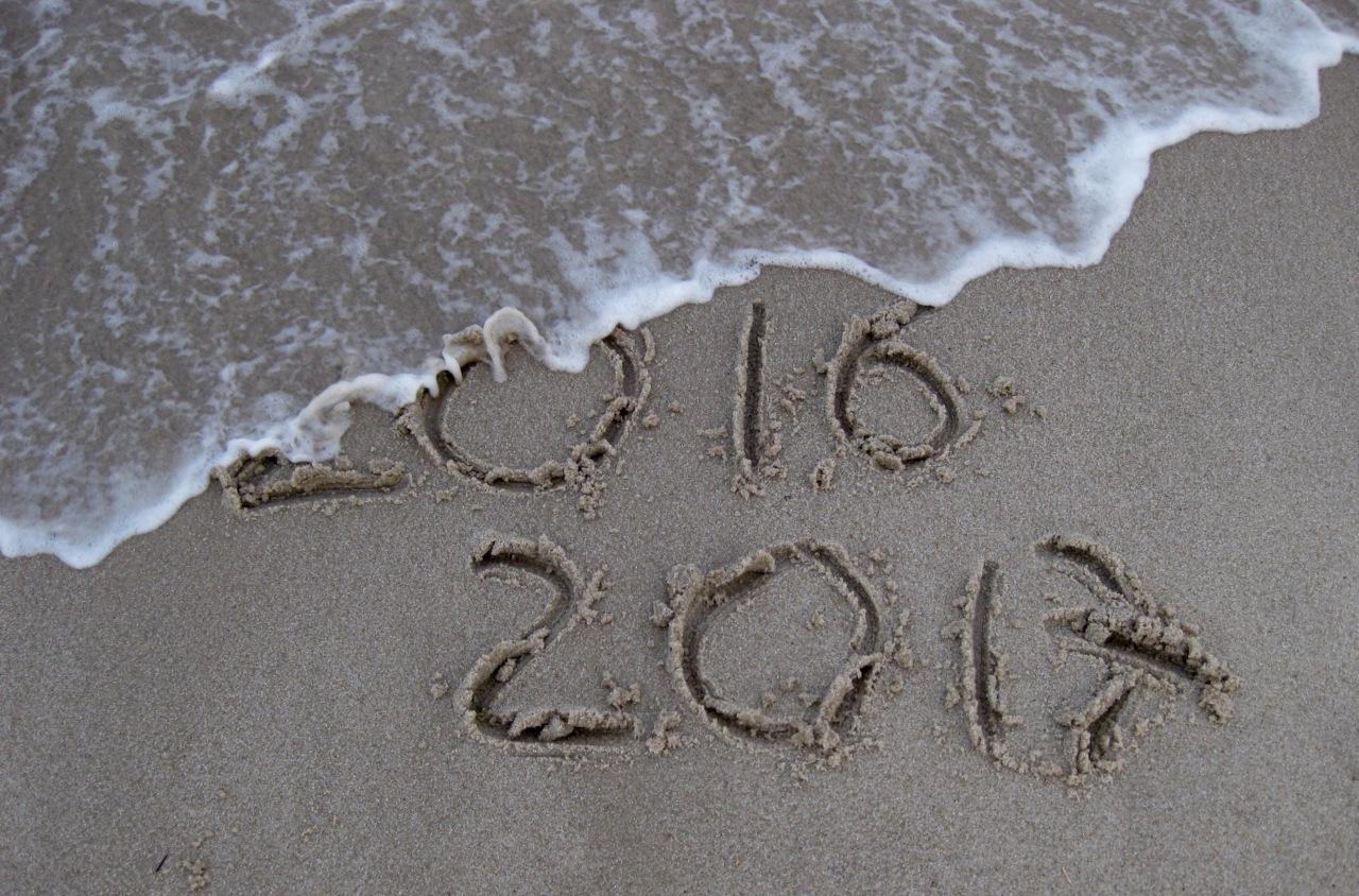 Einen guten Rutsch in das neue Jahr2017!