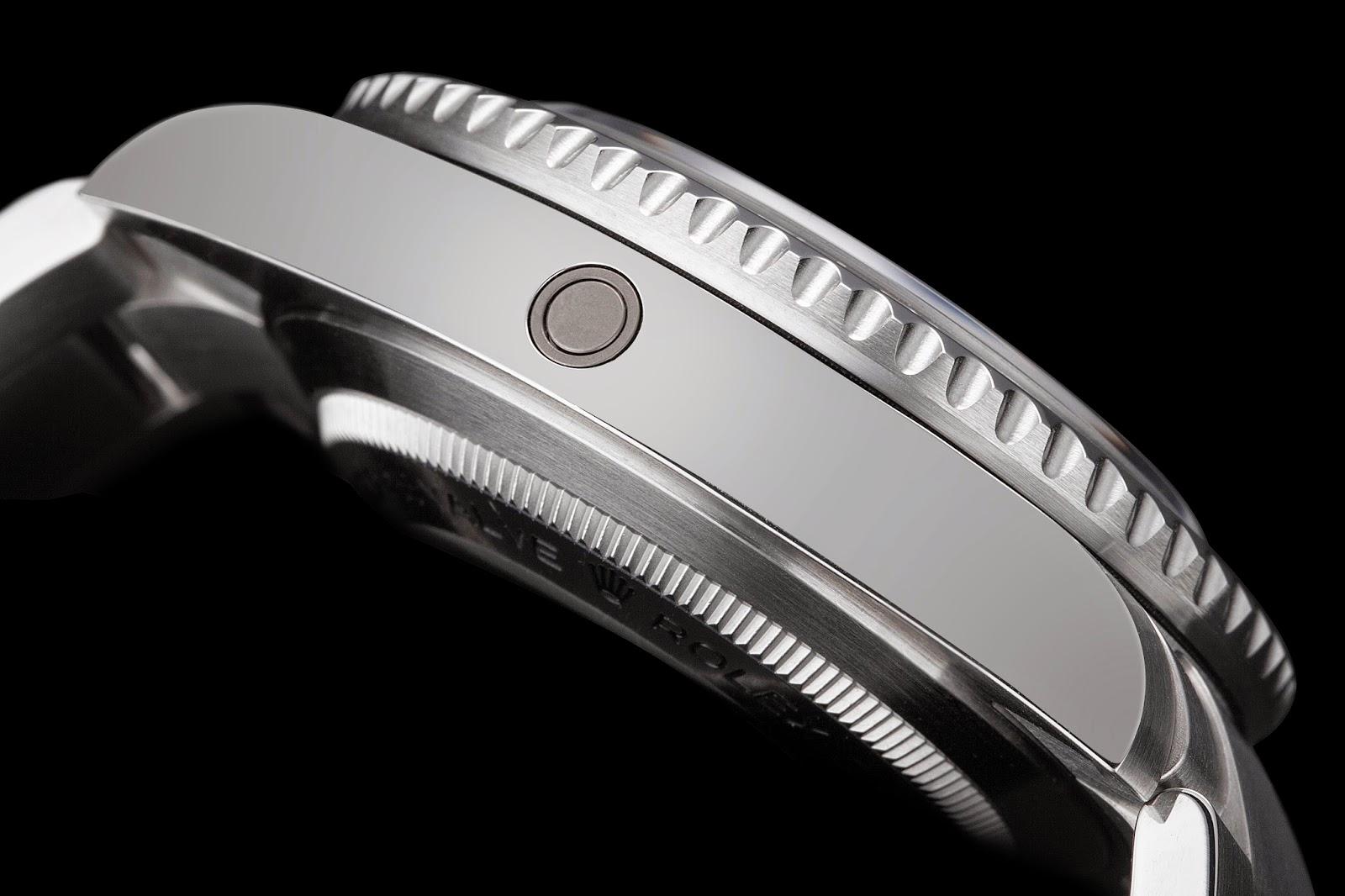 Die Rolex Sea Dweller – into the details