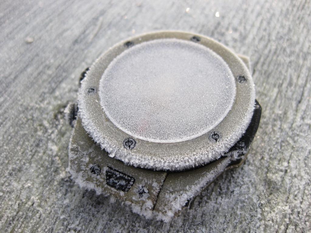 Hublot – Frozen MagicGold