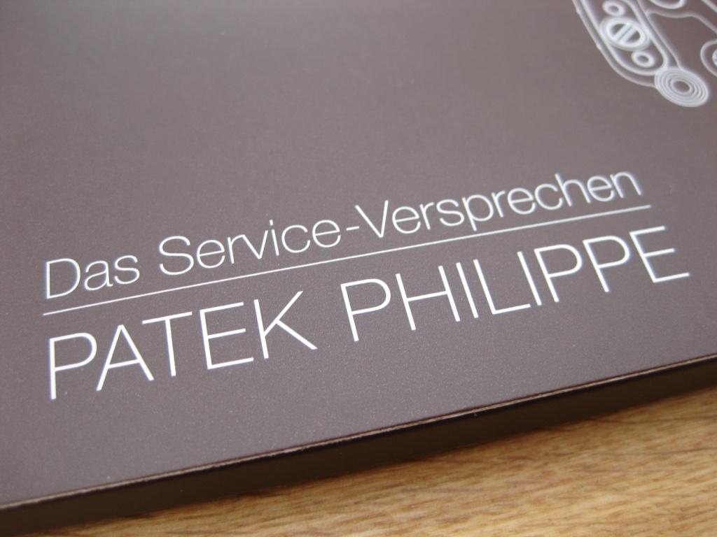Patek Philippe – High Mech meets HighTech